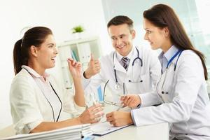 medizinische Konsultation