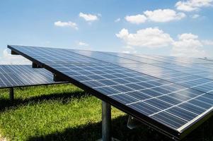 Solarenergie foto