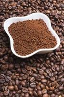 Pulverkaffee foto