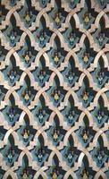 arabisches Muster