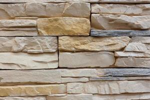 Steinmauer Muster Hintergrund foto