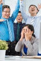 Duschkonfetti foto
