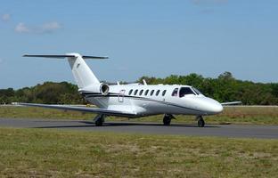 Corporate Jet Airpplane