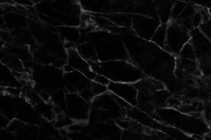 abstrakter schwarzer Marmor gemusterter (natürlicher Muster) Texturhintergrund.