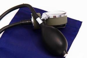 medizinische Geräte für Blutdruckmessgeräte foto
