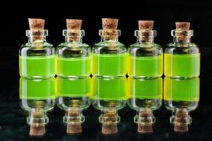 Medizinflasche foto