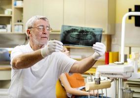 Zahnarztbesuch foto