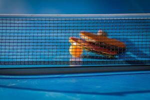 Tischtennis foto