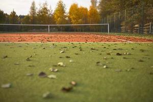Tennisplatz foto