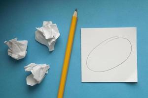Skizzen und Ideen foto