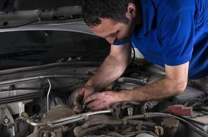 Auto automatisch reparieren foto