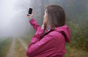 Ich brauche ein Signal in meinem Handy foto