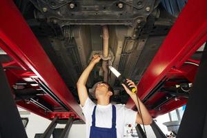 Mechaniker foto