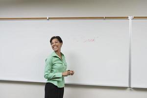 Geschäfts Präsentation foto