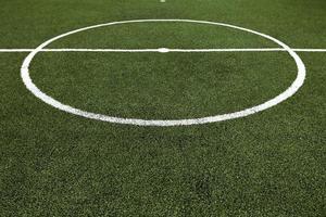 Fußballfeld foto