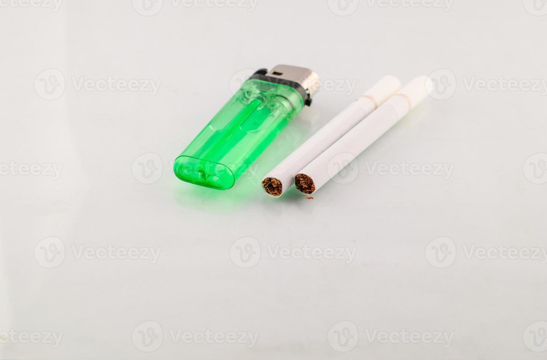 två cigaretter foto