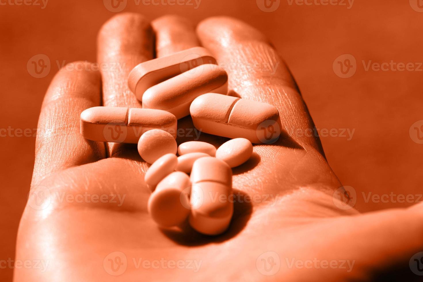 smärtstillande medicin foto