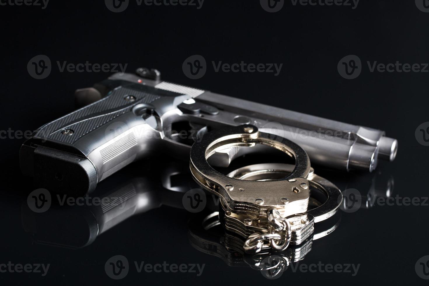 handbojor och handeldvapen foto