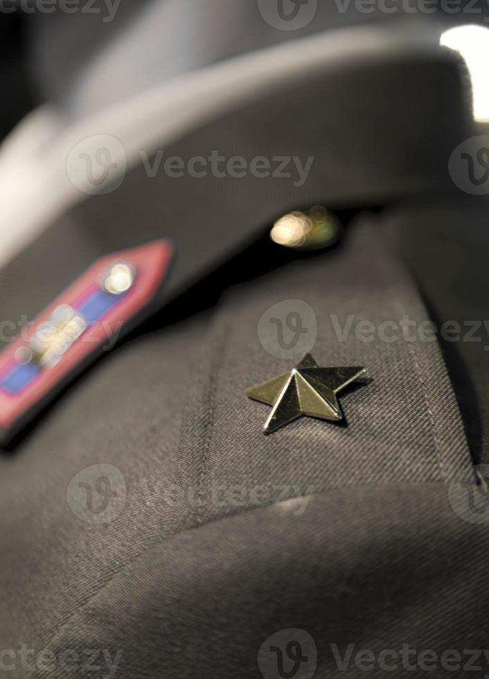 löjtnantens stjärna foto