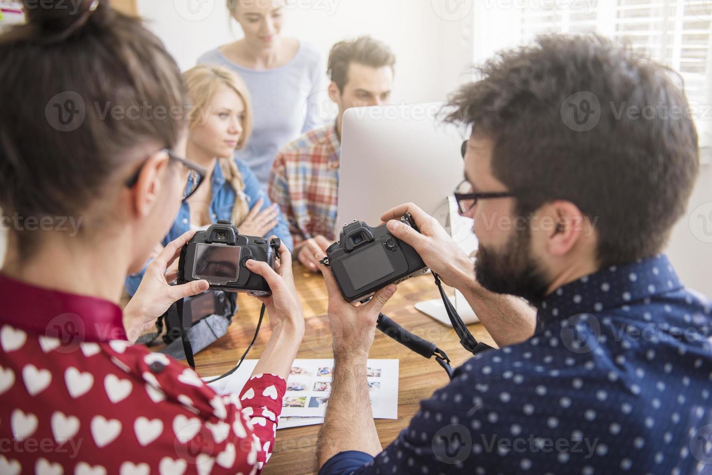 fotografisk utrustning är mycket viktigt i vårt arbete foto