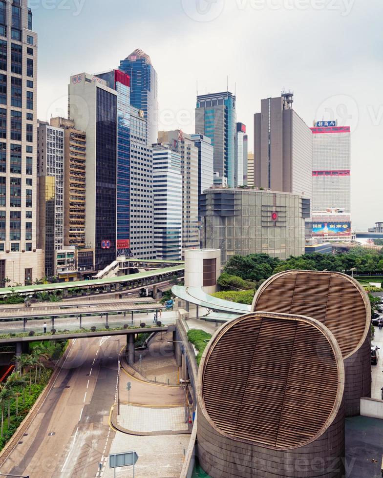 centrala Hong Kong foto