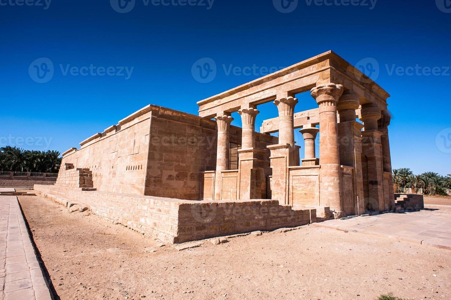 tempel för hibis foto