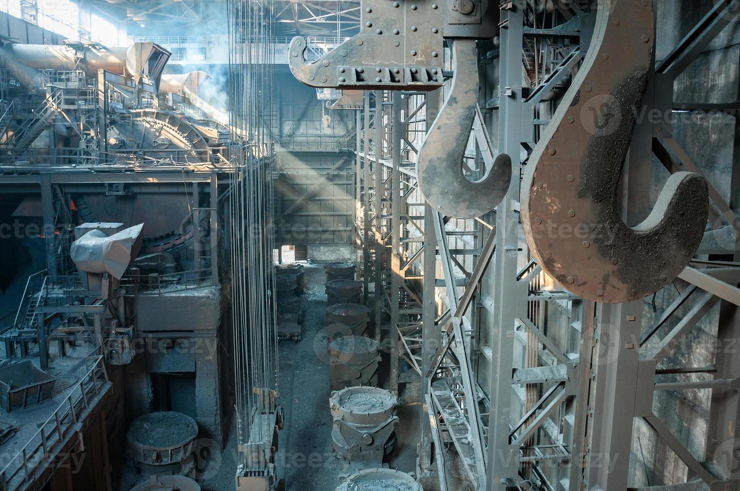 metallurgiska verk foto