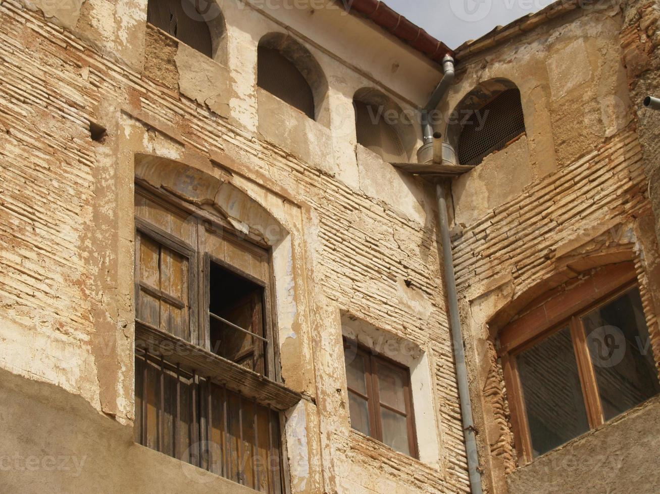 gamla stadsmuren 2 foto
