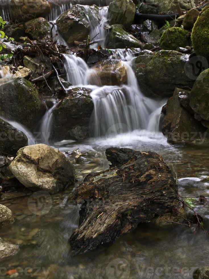 vattenfall, kaskad foto