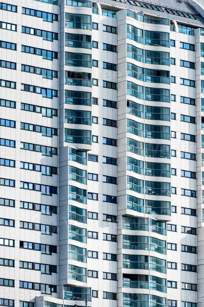 Wien, bostadshus foto