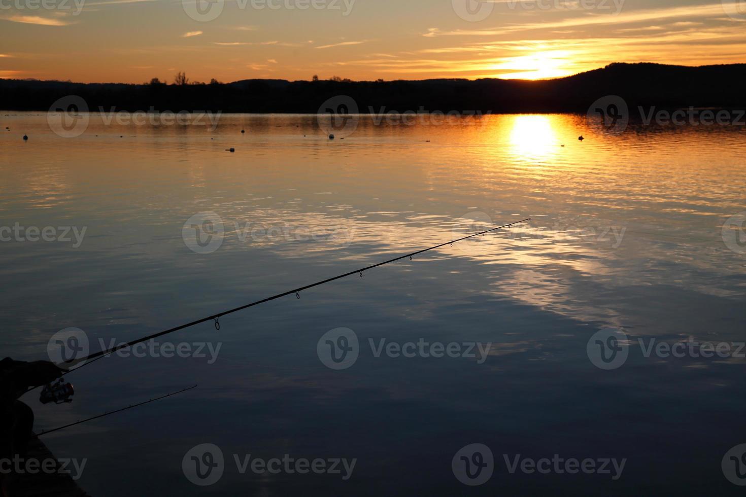 nattfiske foto