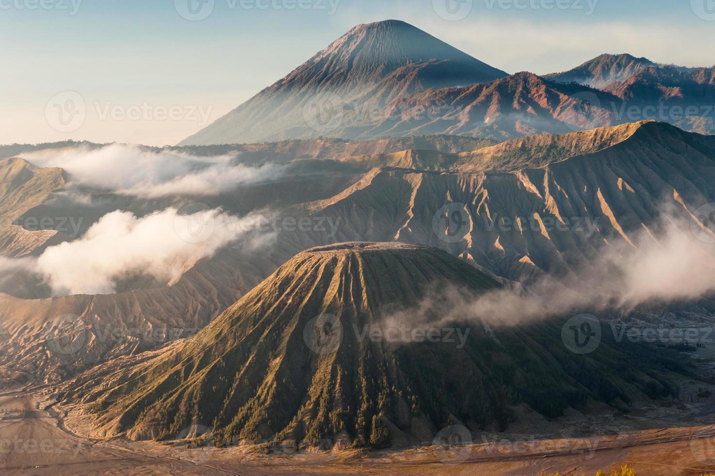 bromo tengger semeru nationalpark. java. indonesien foto