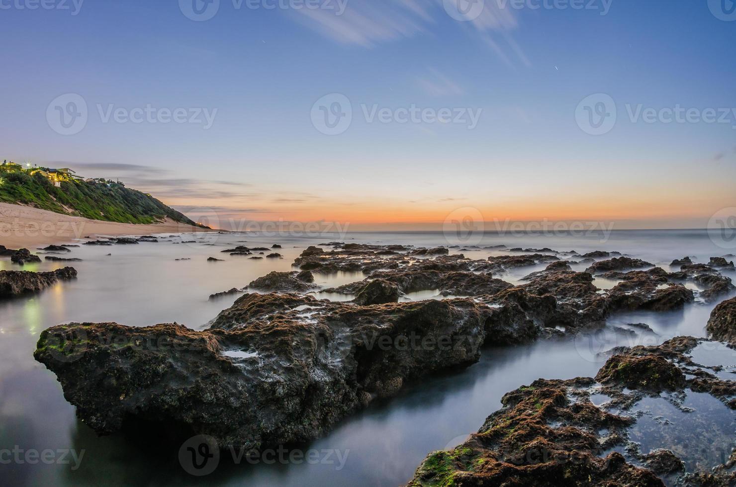bluff seascape foto