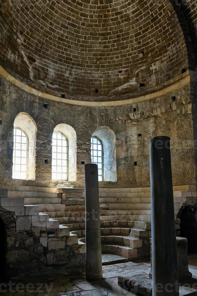 St Nicholas kyrka i Demre, Turkiet foto