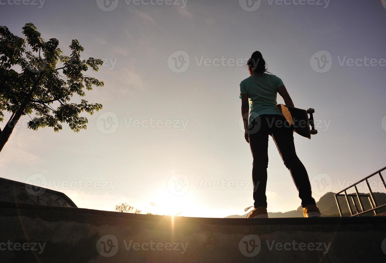 skateboard foto