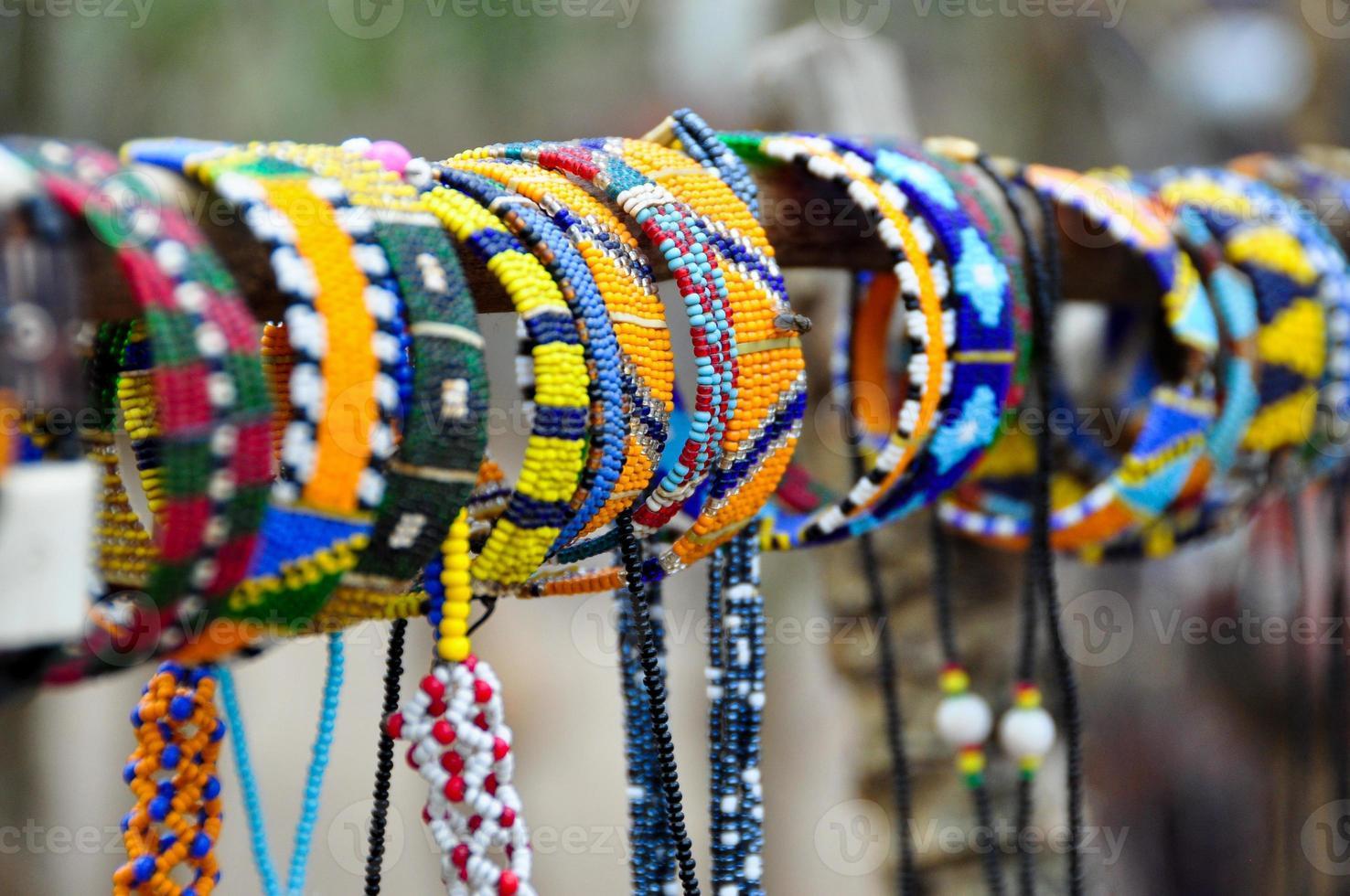 afrikansk hantverk foto