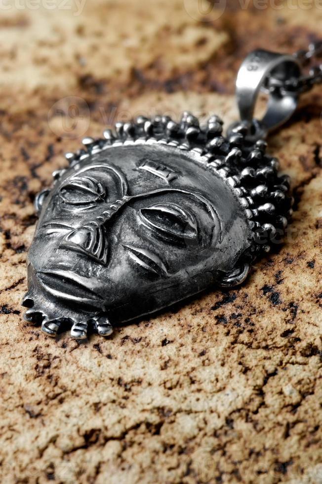 voodoo mask foto