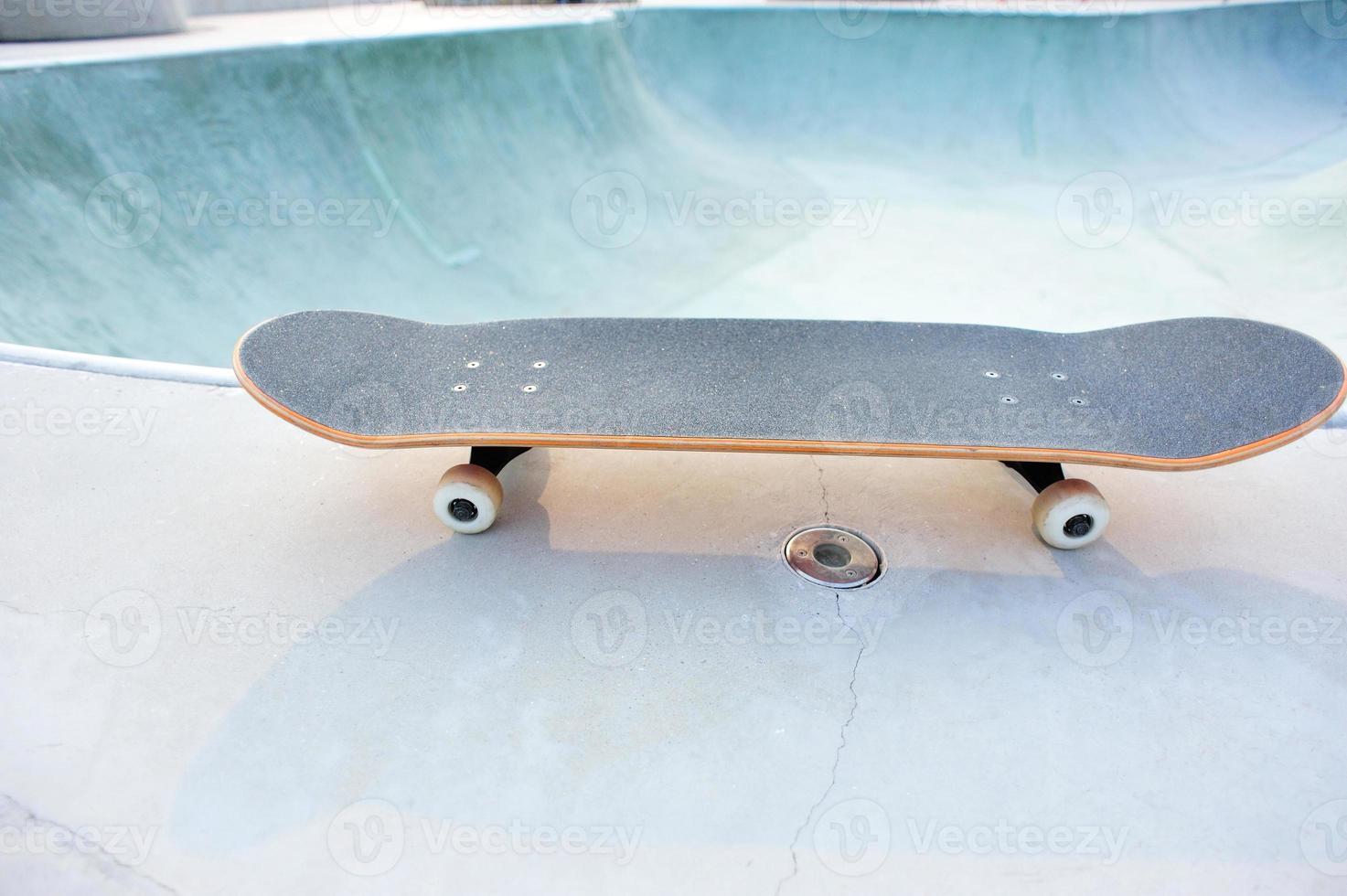 modern skatepark foto