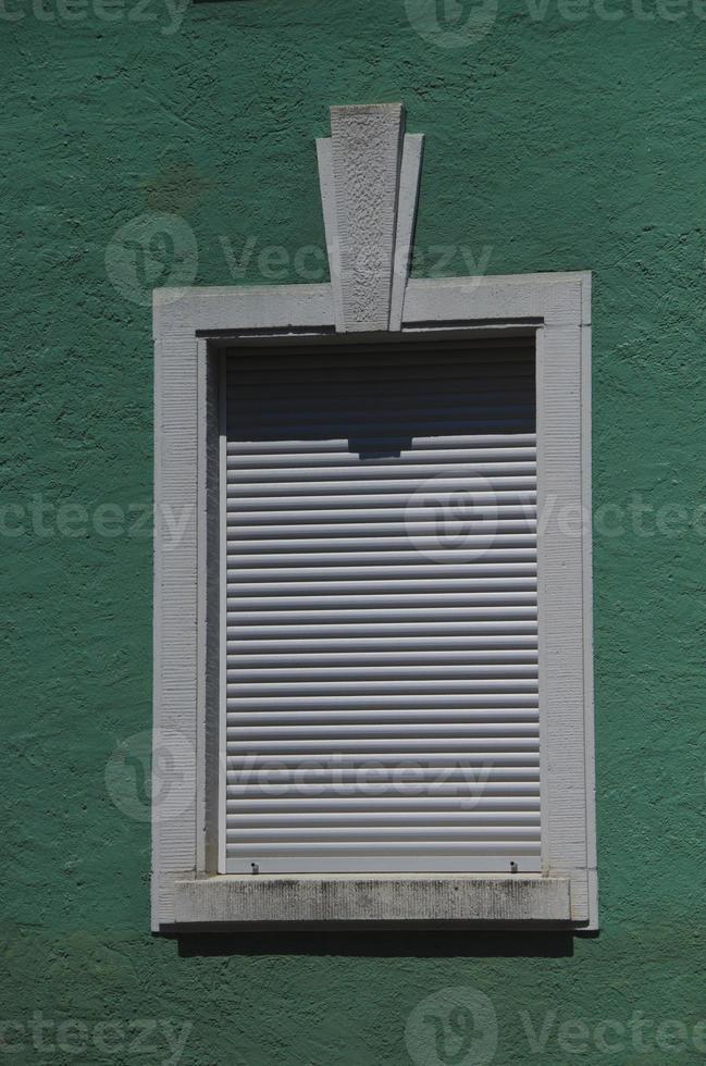 fenêtre fermée foto