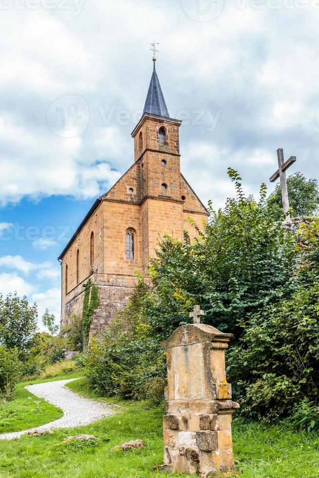 guegel kyrka foto