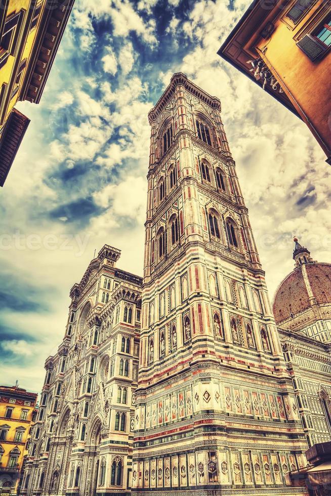 santa maria del fiore katedral i Florens foto