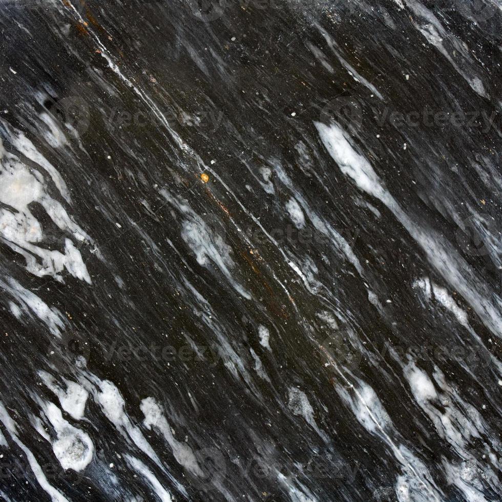 svart marmorsten foto