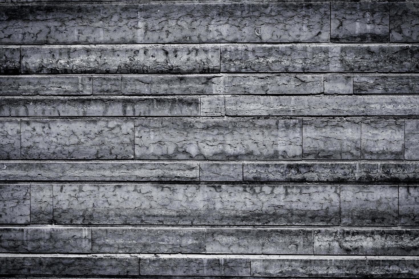 grå stenväggstextur foto