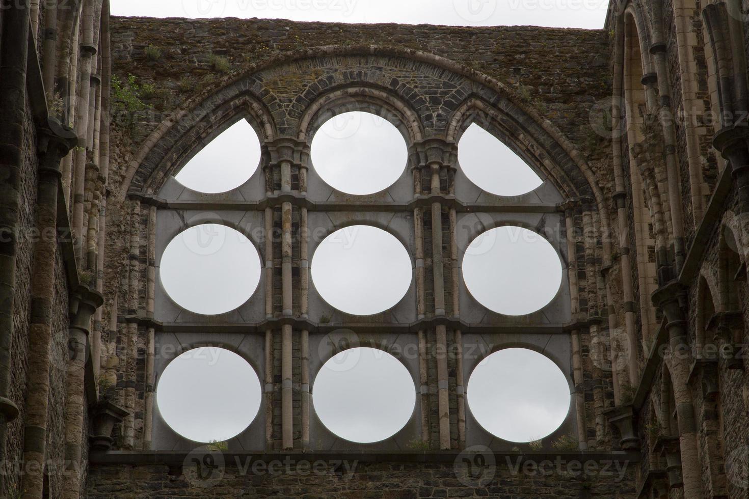 villers-la-ville abbaye foto