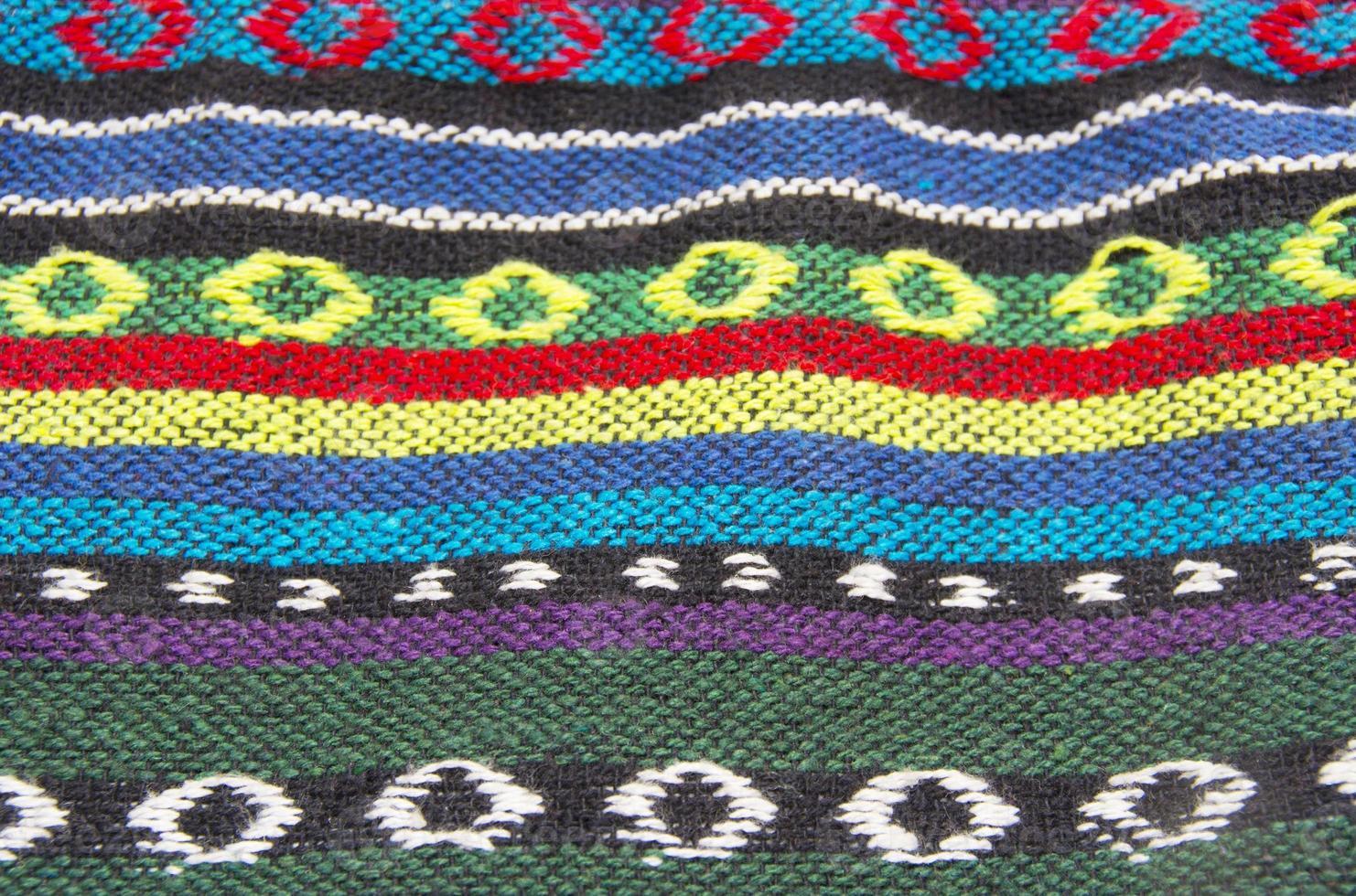 aserbajdsjan handgjord matta foto