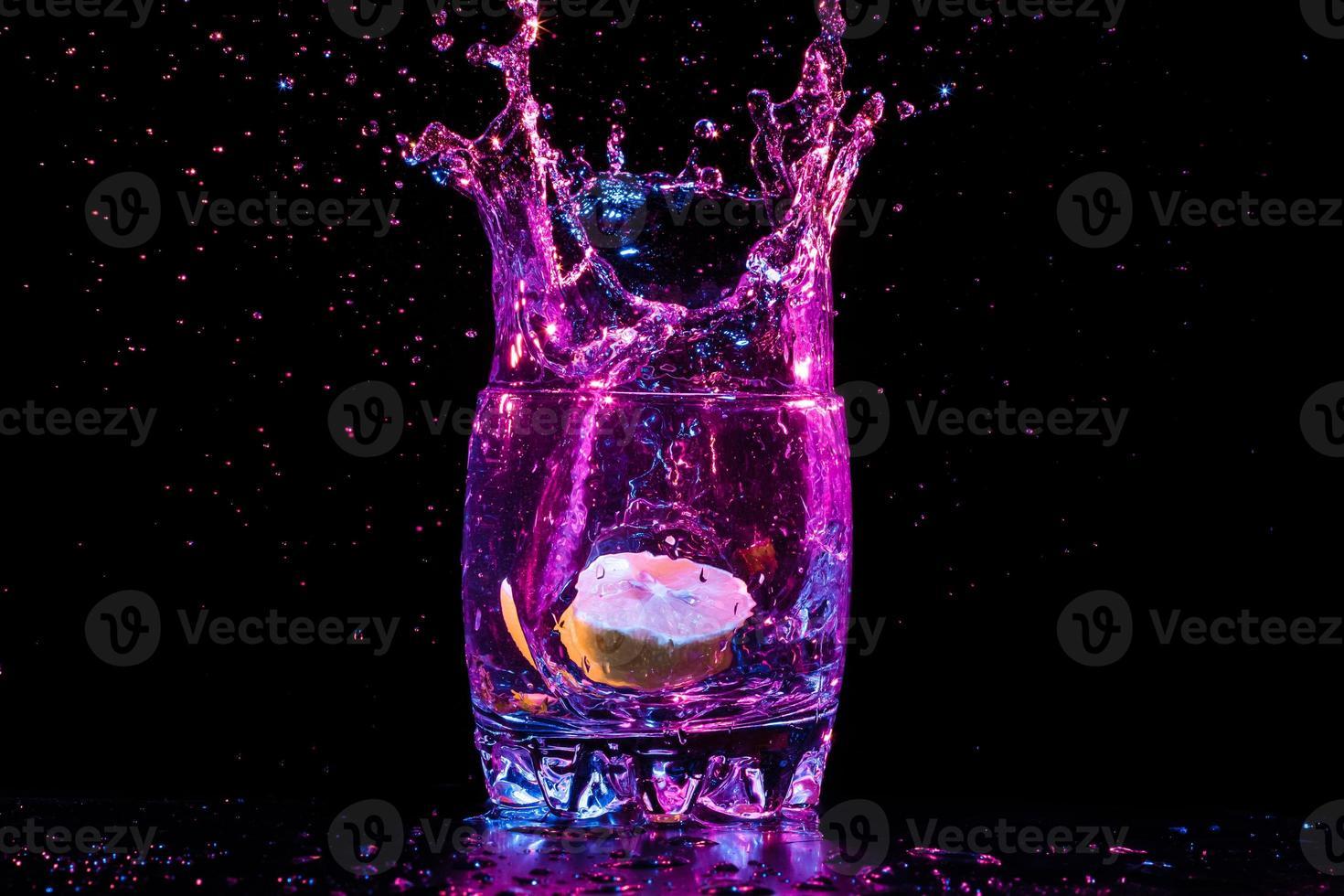 färgglada coctail foto