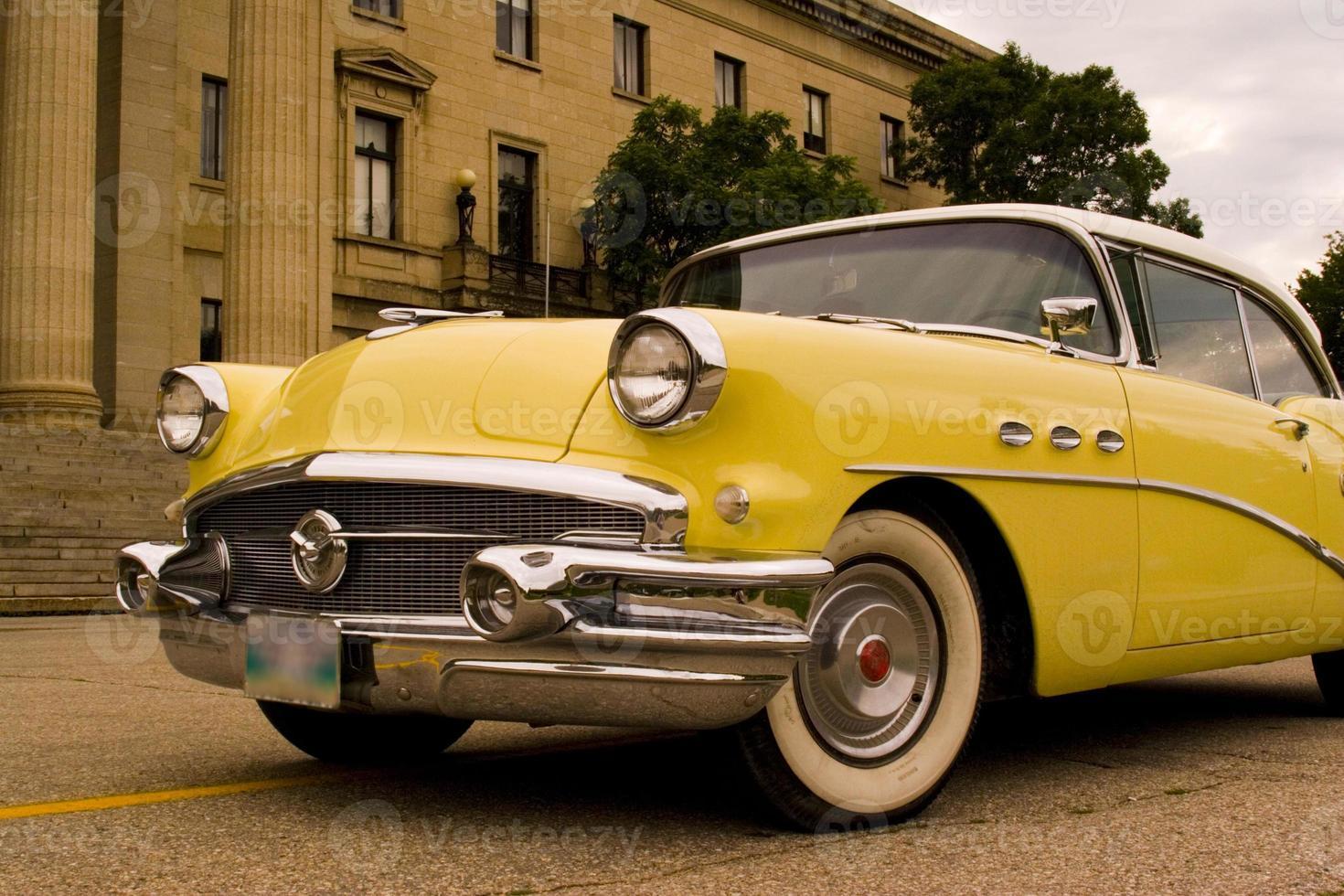 klassisk bil foto