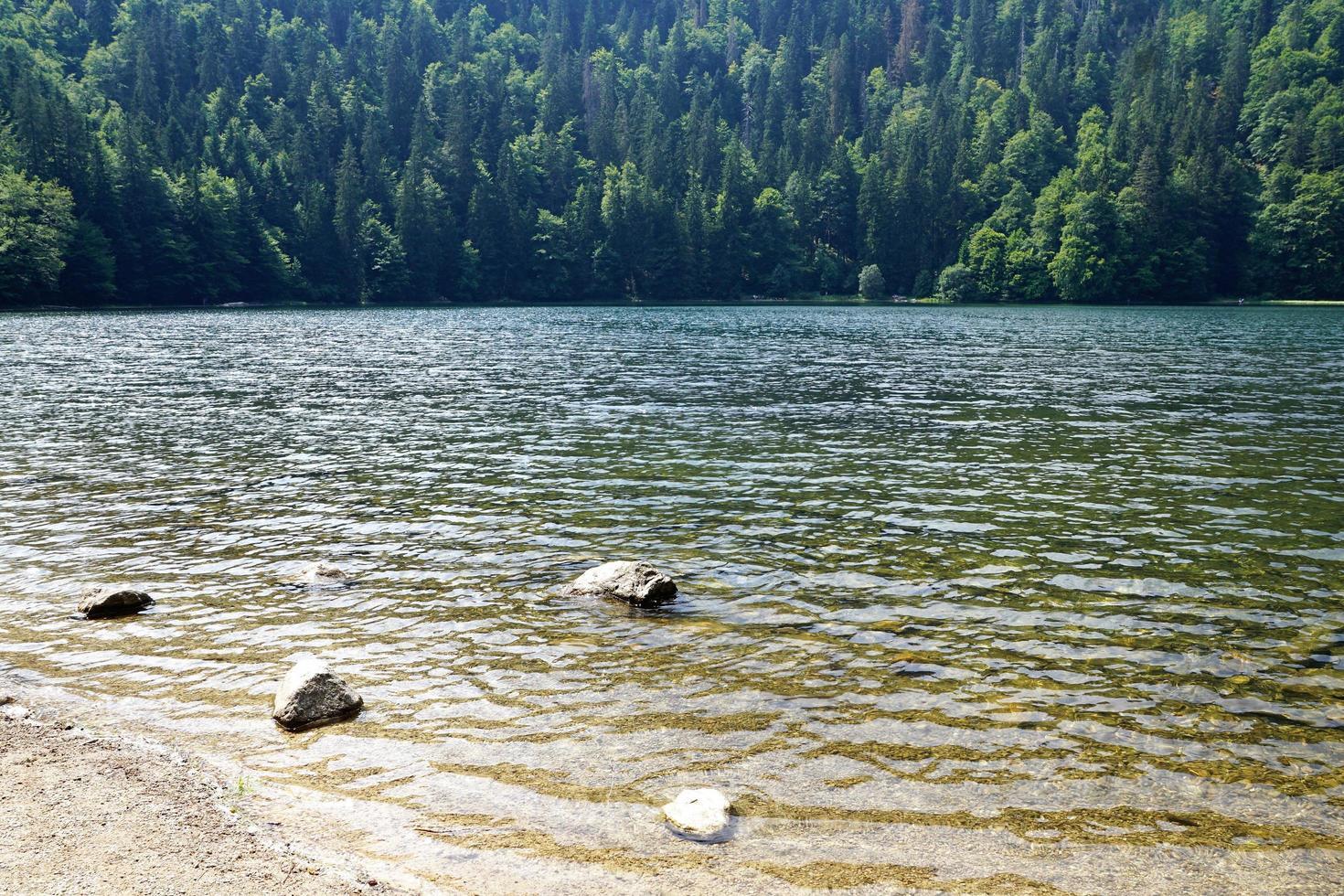 sjö i Tyskland foto