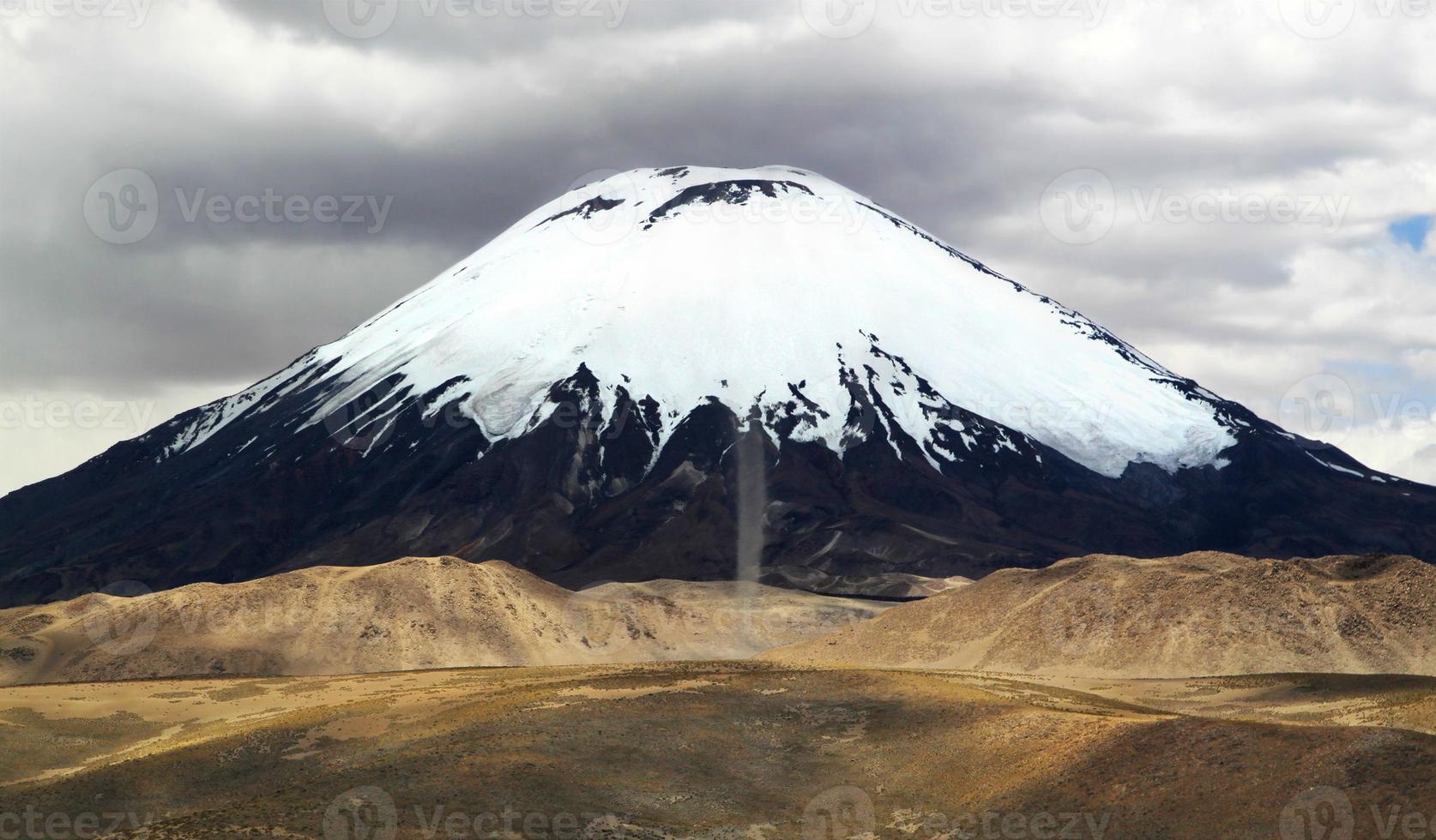 Lauca National Park, Chile, Sydamerika foto