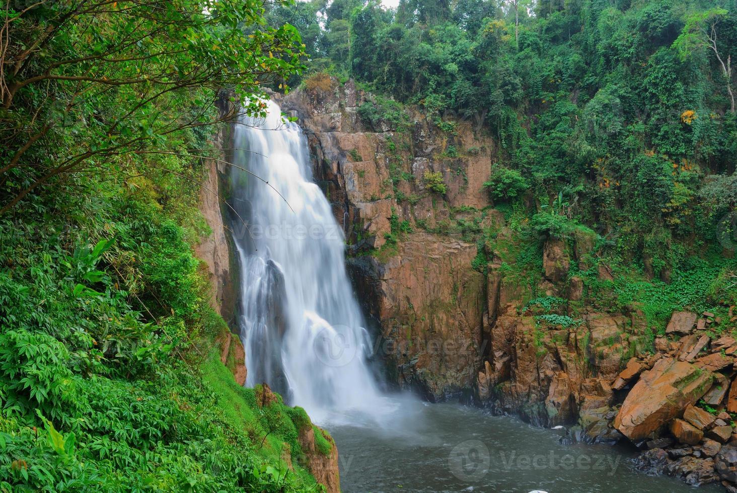 Haew Narok vattenfall foto